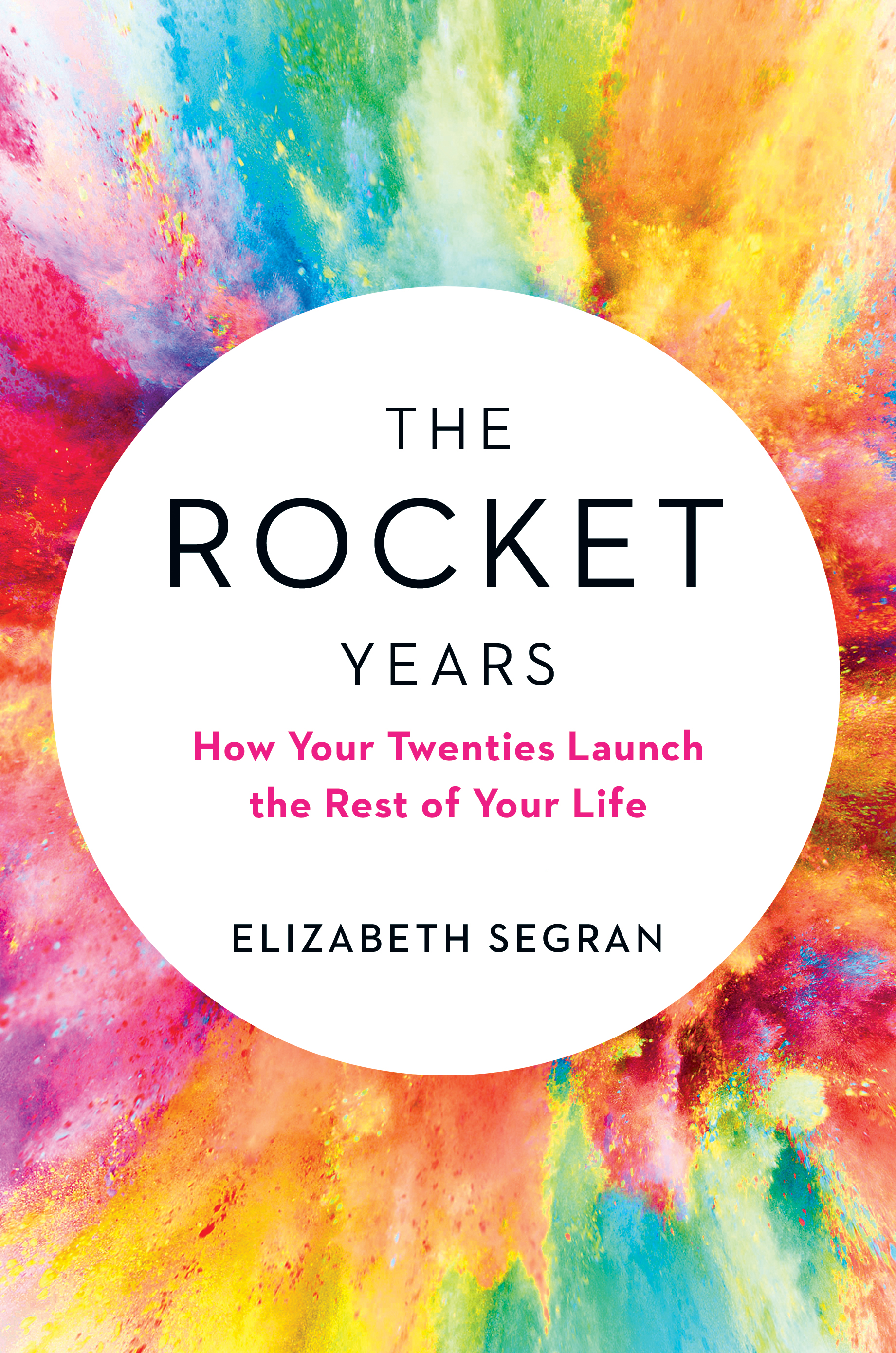 The Rocket Years - Coming in April 2020 from Harper Collins.We tend to think of our twenties as a playground for life: A time for low-consequence experimentation and delaying big decisions. But while you're muddling through those years—exploring new cities, dating the wrong people, hopping between jobs—a small shift in your flight path can mean the difference between landing on Mars or Saturn.As the data shows, the choices we make (or put off) during this critical decade about our career, marriage, health, friends, even downtime have the greatest impact on how our lives play out.Elizabeth Segran invites readers to think critically and holistically about the life they want to build. With signature warmth and humor, Segran is the guide we all wish we had to show us the way. Blending insightful anecdotes with research from economics, sociology, and political science, The Rocket Years is an empowering exploration of these exciting, confusing, wonderful years.