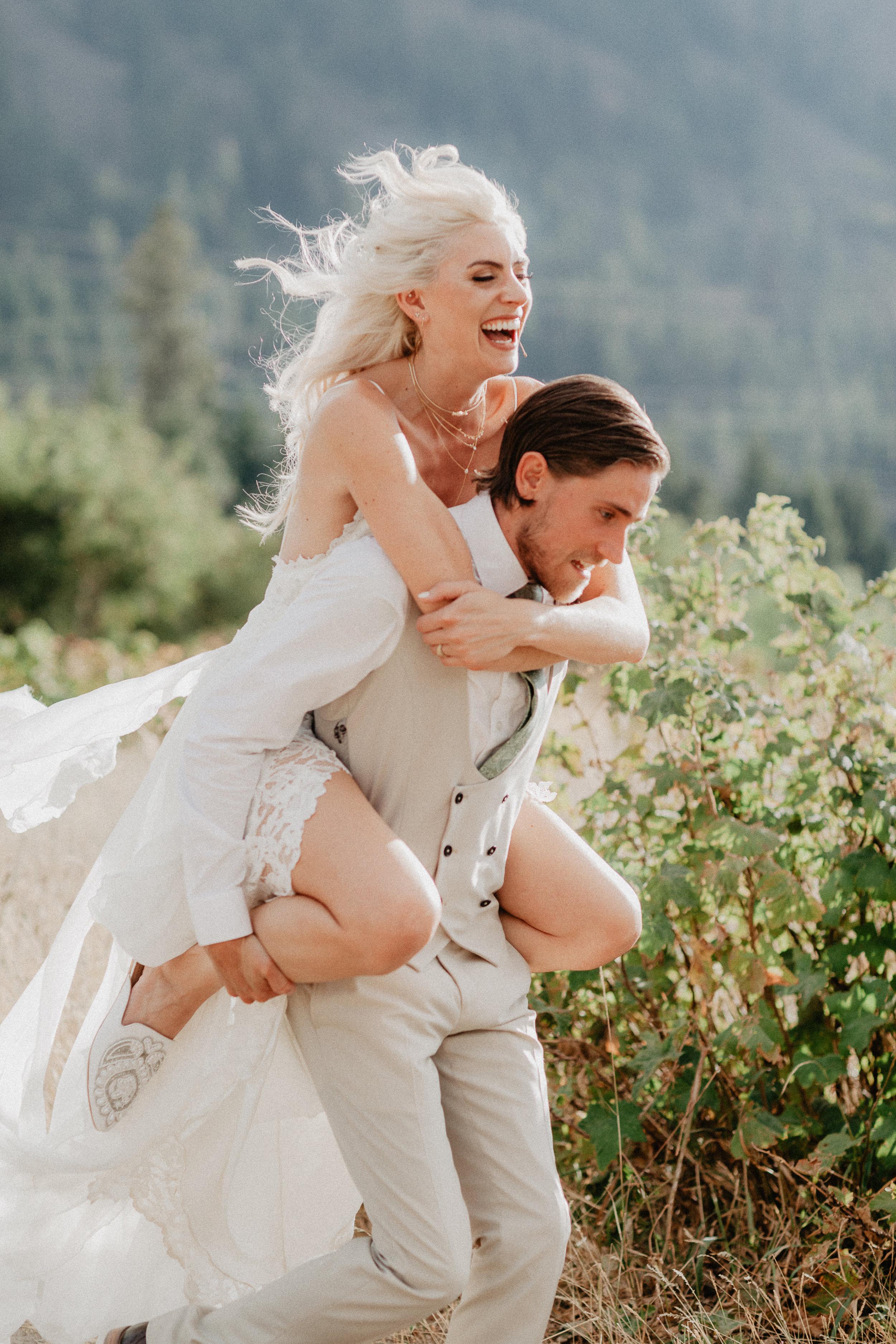 - WEDDINGS - -