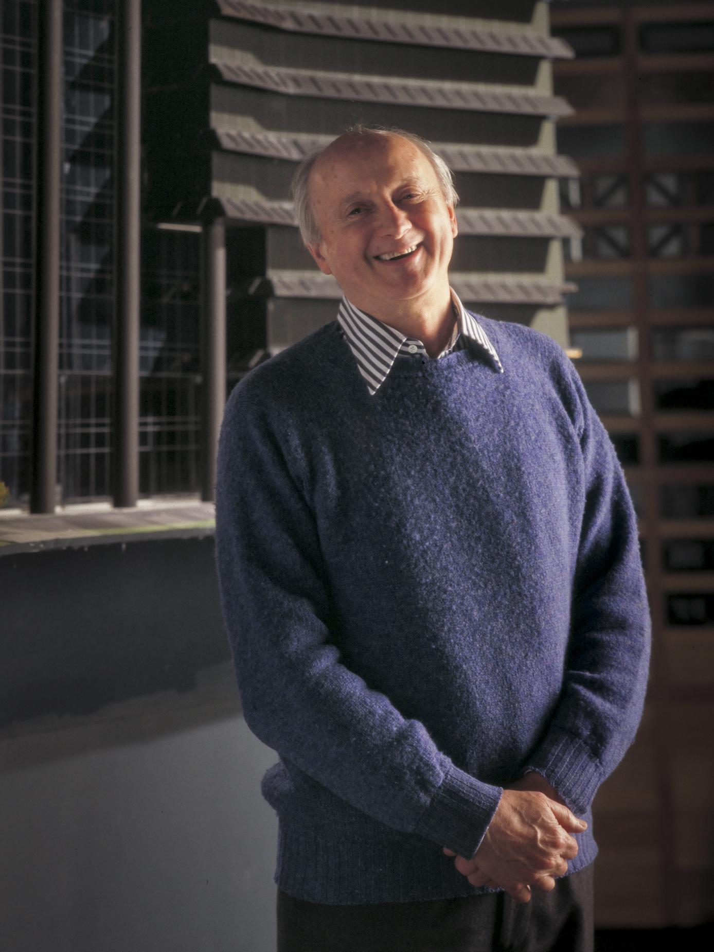 Kevin Roche, Architect