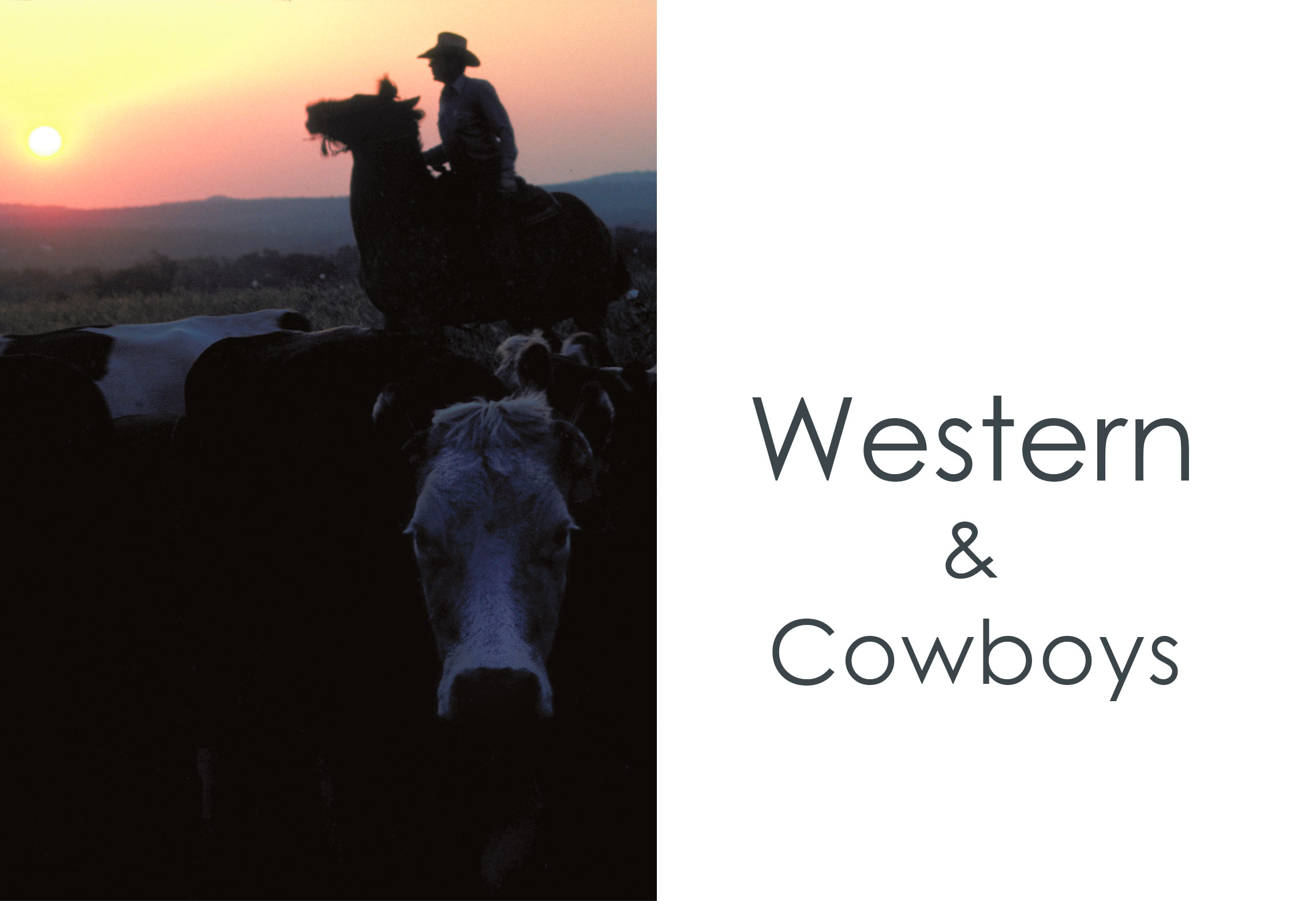 In the American West