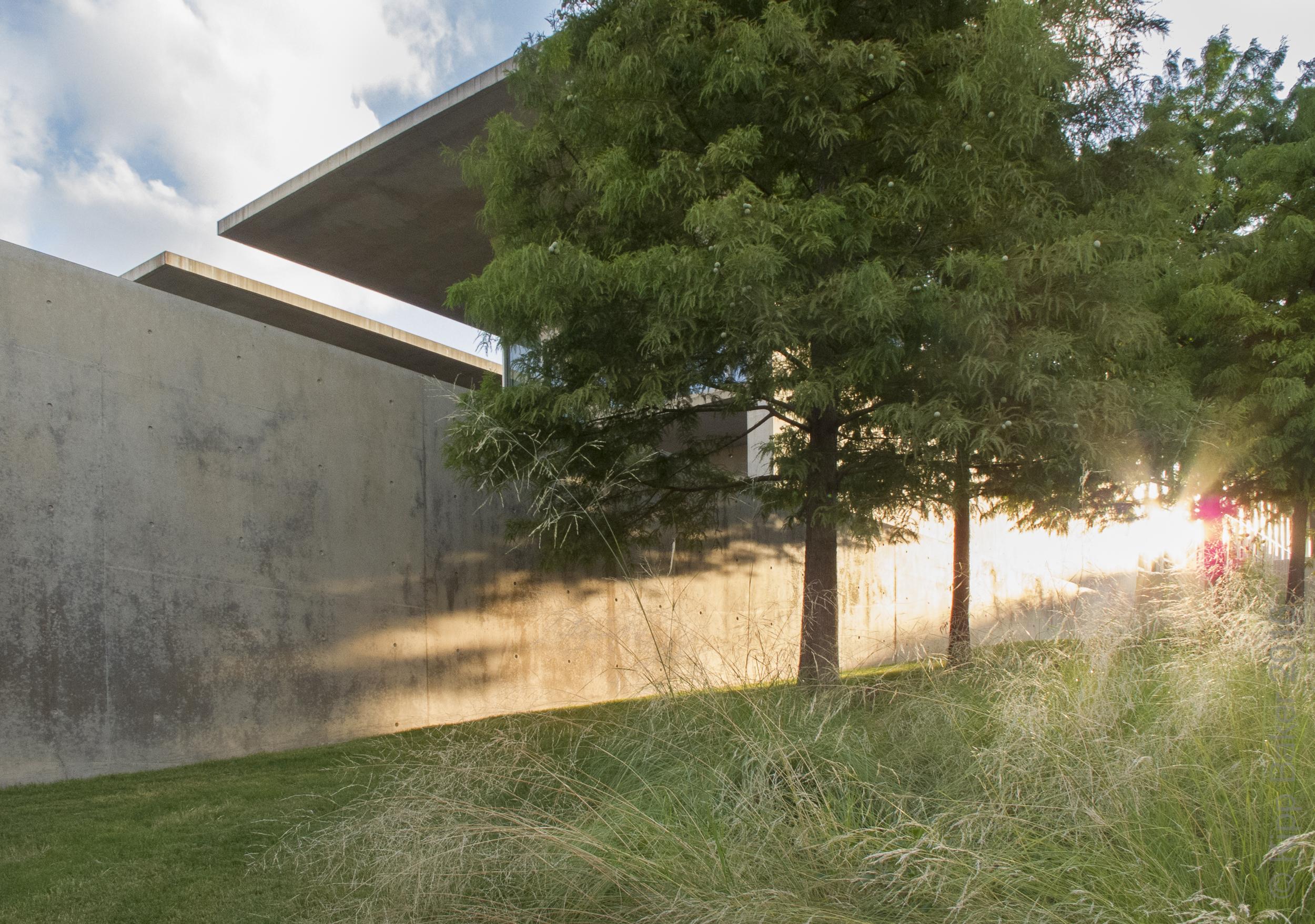 Modern Art Museum of Fort Worth Copyright © Kipp Baker, All rights reserved.