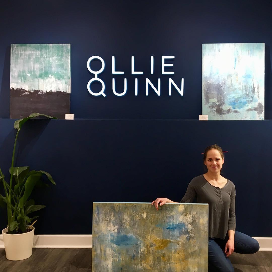 Ollie Quinn Display