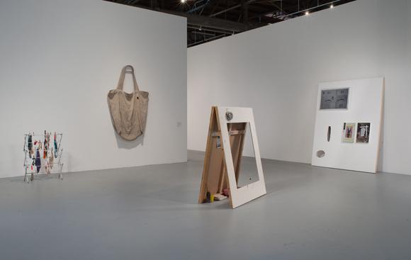 Amanda Ross-Ho  The Artist's Museum  2010 MOCA, Los Angeles Installation View