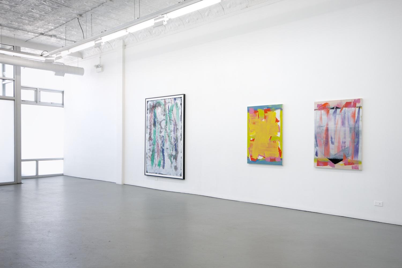 Jon Pestoni 2013 Shane Campbell Gallery, Chicago Installation View