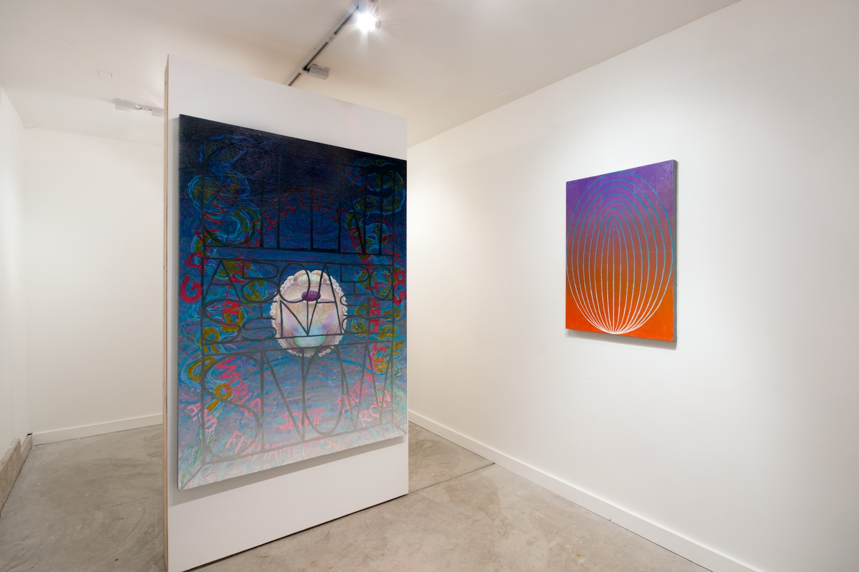 Brendan Fowler, Philip Hanson 2012 Shane Campbell Gallery, Oak Park Installation View