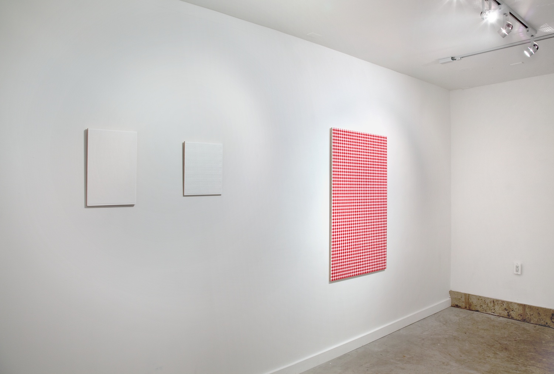 Michelle Grabner Black Swan 2012 Shane Campbell Gallery, Oak Park Installation View