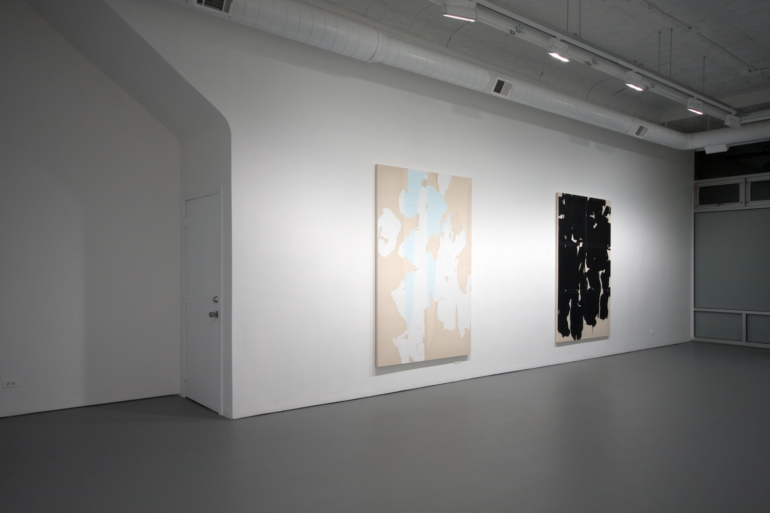 Zak Prekop 2011 Shane Campbell Gallery, Chicago Installation View