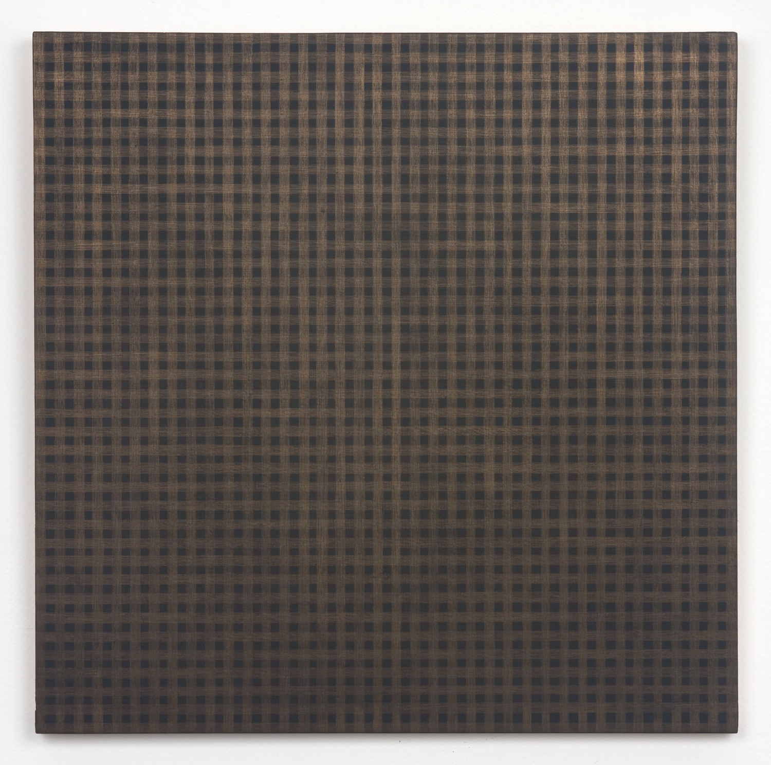Michelle Grabner  Untitled  2010 Gold and gesso on panel 15h x 15w in MGrab187