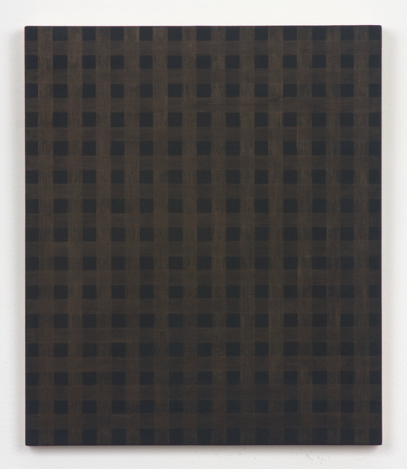 Michelle Grabner  Untitled  2010 Gold and gesso on panel 12h x 10w in MGrab176