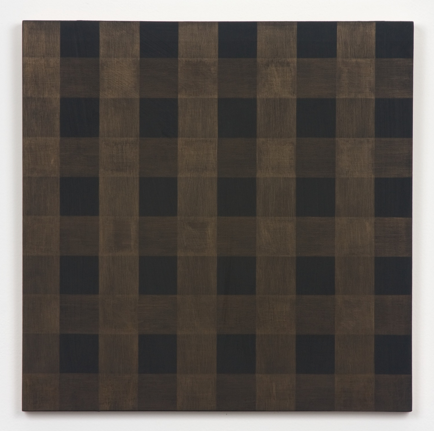 Michelle Grabner  Untitled  2010 Gold and gesso on panel 15h x 15w in MGrab173