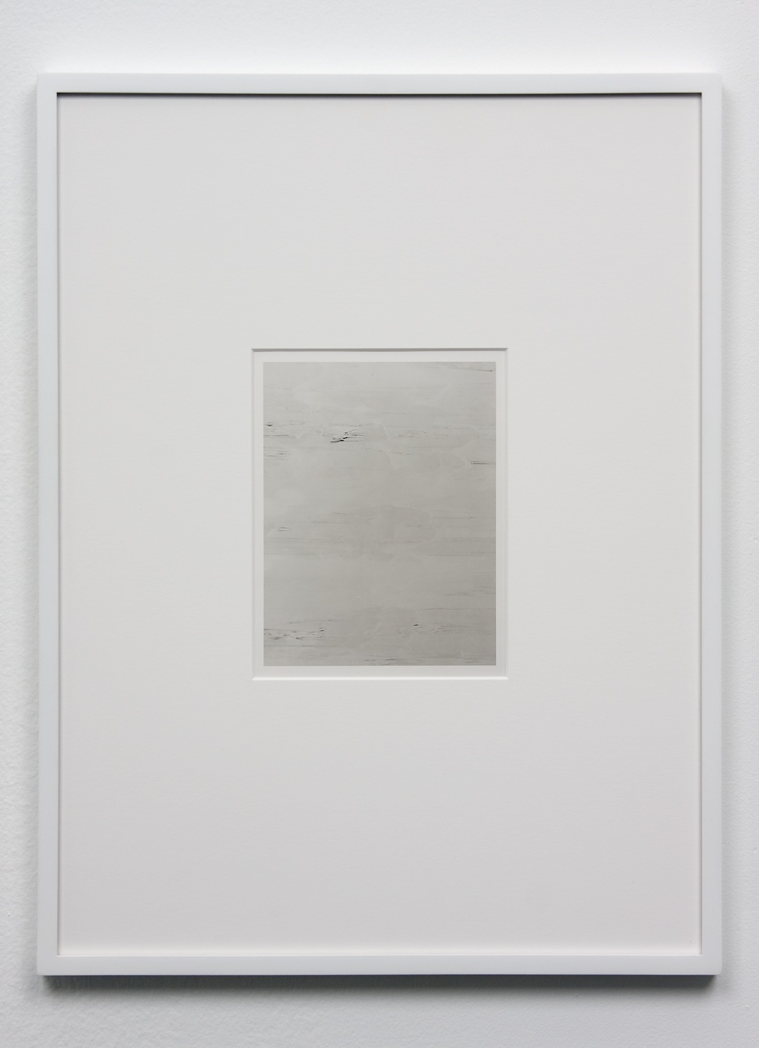 Anthony Pearson  Untitled (Solarization)  2010 Framed solarized silver gelatin photograph 17 ½h x 13 ¼w in P233