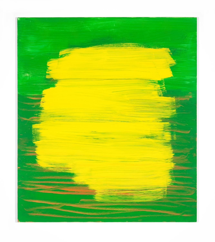 Jon Pestoni  Hulk  2010 Oil on canvas on panel 41h x 36w in JP030