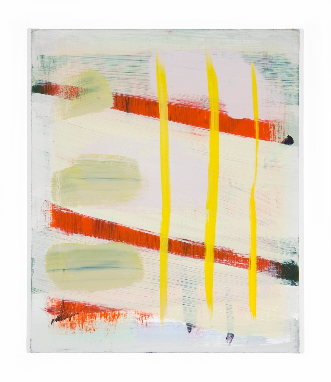 Jon Pestoni  Untitled  2010 Oil on canvas 24h x 20w in JP029
