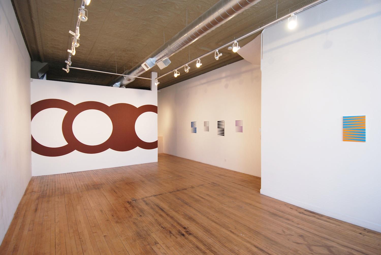 Jan Van der Ploeg 2009 Shane Campbell Gallery, Chicago Installation View