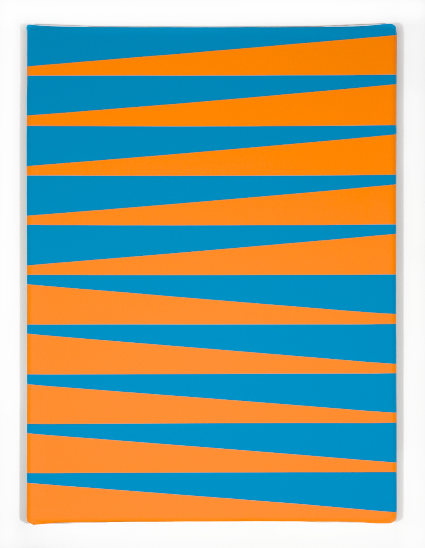 Jan Van der Ploeg  Untitled  2009 Acrylic on linen 16h x 12w in JVDP007