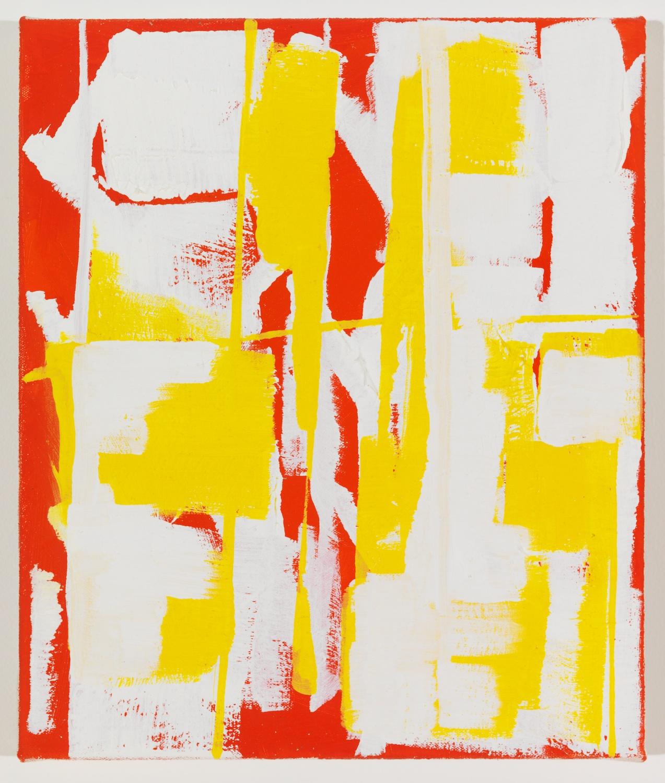 Zak Prekop  Blankets  2008 Oil on canavs 14h x 12w in ZP038