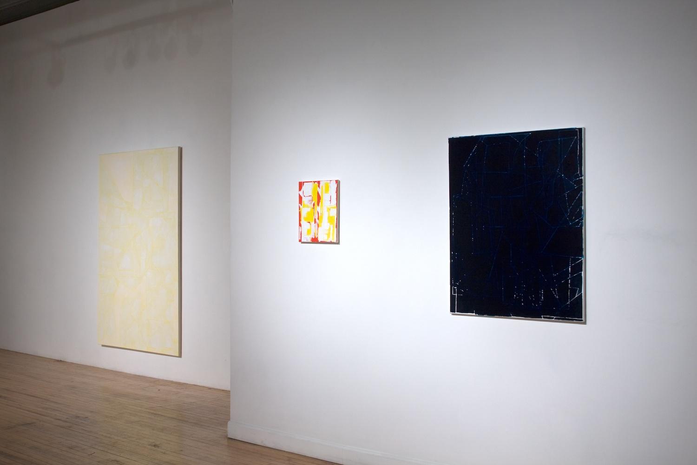 Zak Prekop 2008 Shane Campbell Gallery, Chicago Installation View