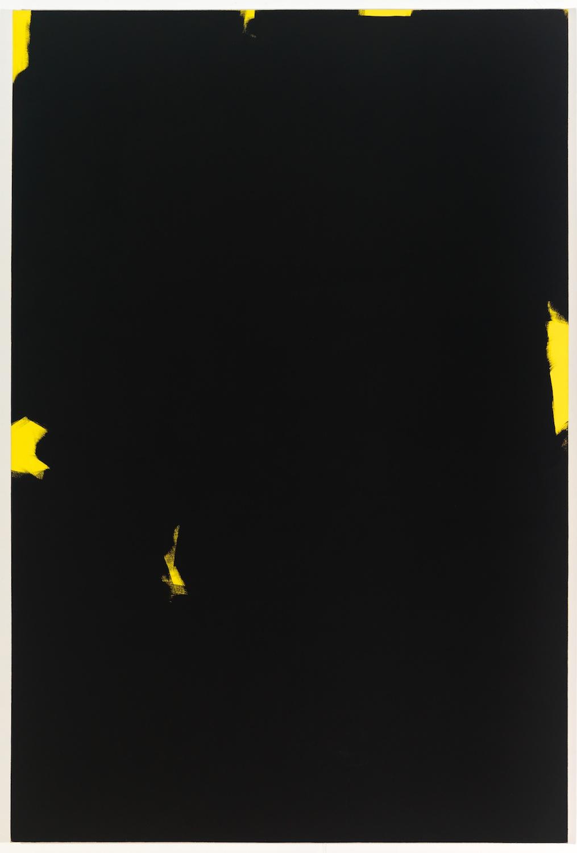 Zak Prekop  Untitled  2008 Oil on canvas 72h x 48w in ZP025