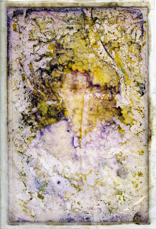 "Niles Fairman Untitled 2006 Laminated photograph 6"" x 4"" NF034"