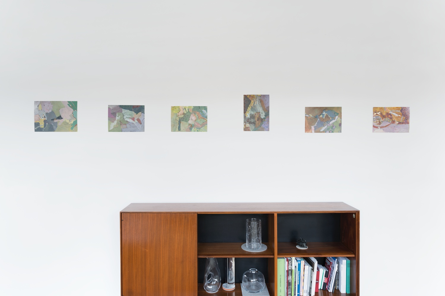 Andrew Kerr My Ceiling Our Responsibility 2014 Shane Campbell Gallery, Lincoln Park Installation view