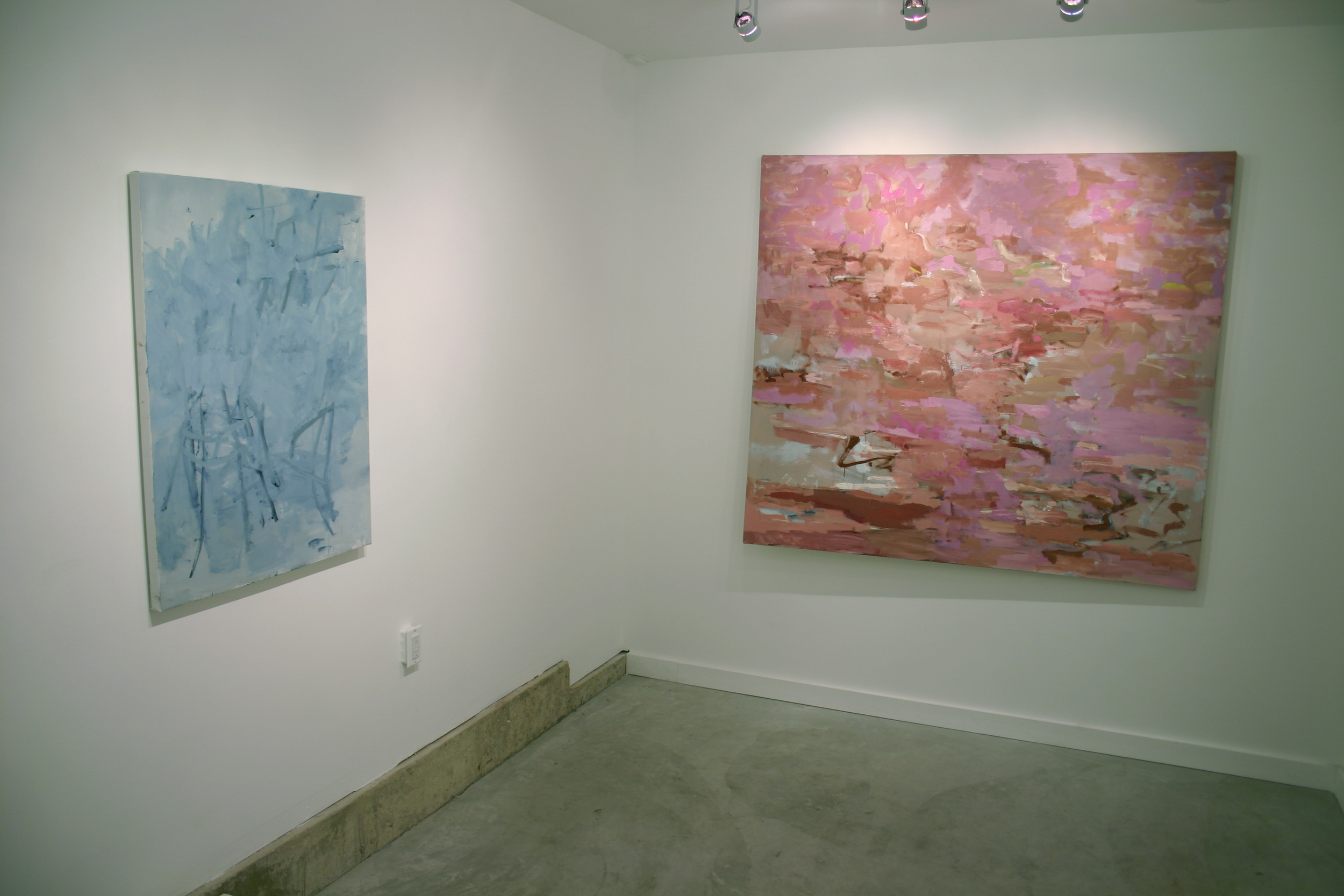 Noah Rorem 2004 Shane Campbell Gallery, Oak Park Installation View