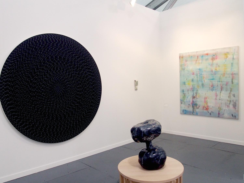 Frieze Art Fair 2014 New York, NY Installation View