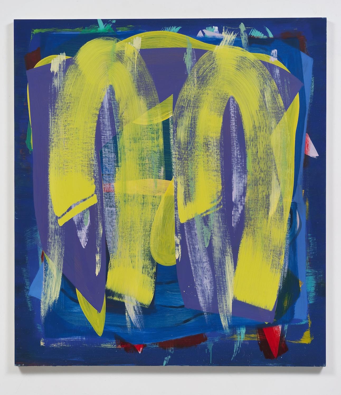 Jon Pestoni  Golden  2014 Oil on canvas 67h x 60w in JP196