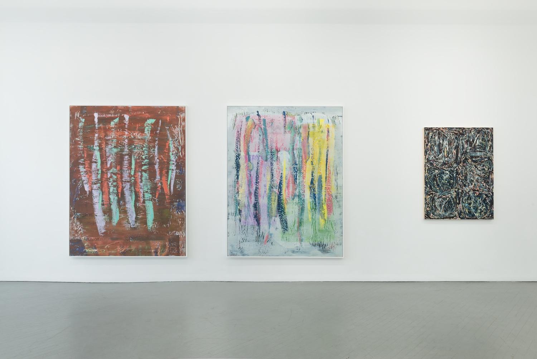 Greg Gong, Jon Pestoni 2014 Shane Campbell Gallery, Chicago Installation View