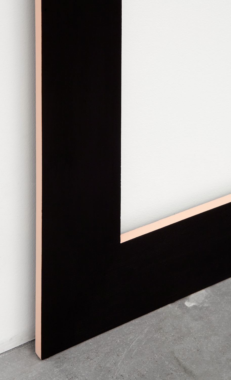 Lisa Williamson  Door  (Detail) 2014 Acrylic on aluminum 84h x 24w x 1d in LW144