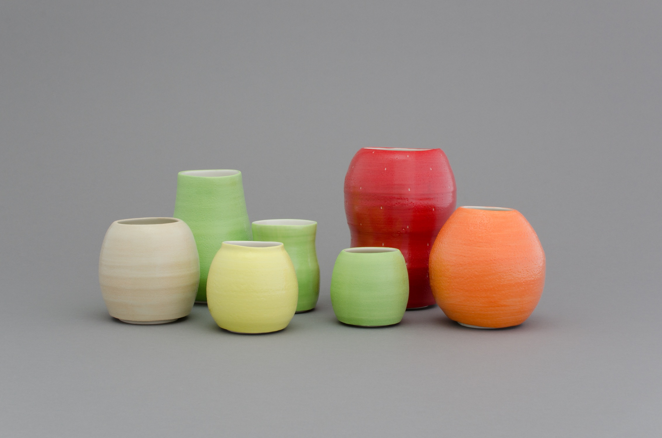 Shio Kusaka  (fruits 3)  2014 Porcelain Dimensions variable SK427