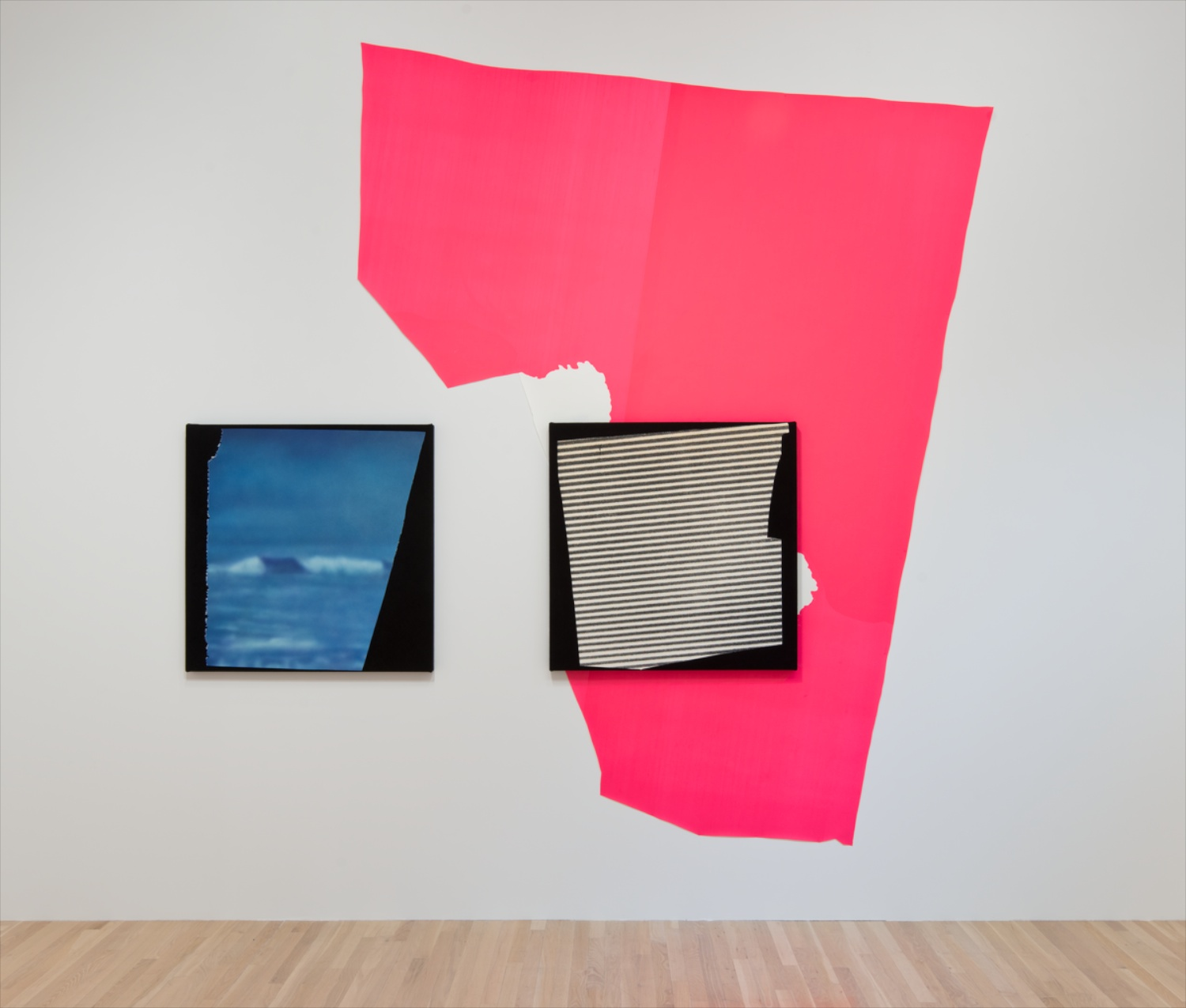 Kim Fisher  Made in L.A.  2014 Hammer Museum, Los Angeles Installation view