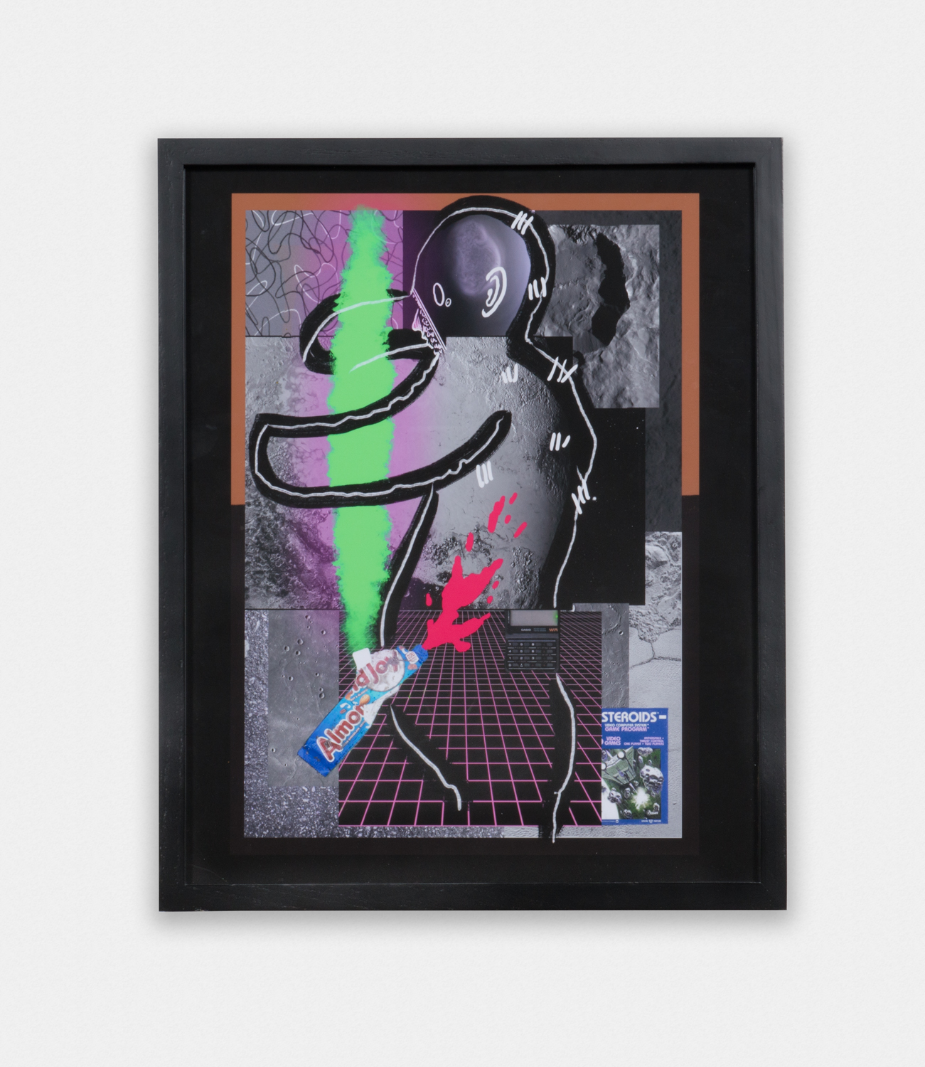 Eric Lebofsky  Anthropocenis  2016 Archival inkjet print on Moab 20h x 16w in Edition: 1/5 EL002