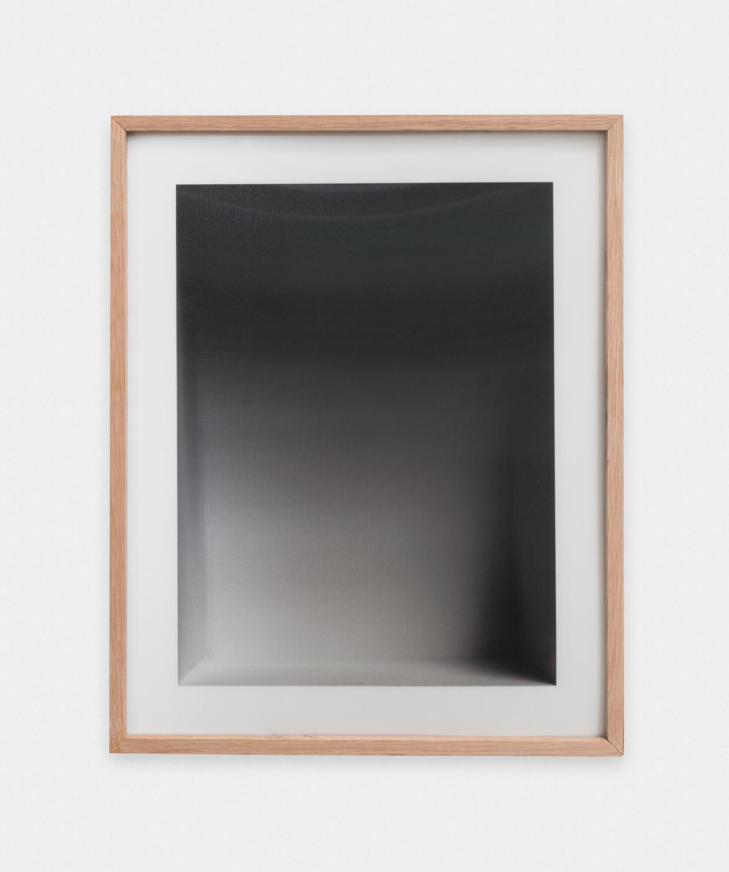 Troy Briggs  Plain  2016 Lenticular photo 20 ½h x 16 ½w in TBrig001