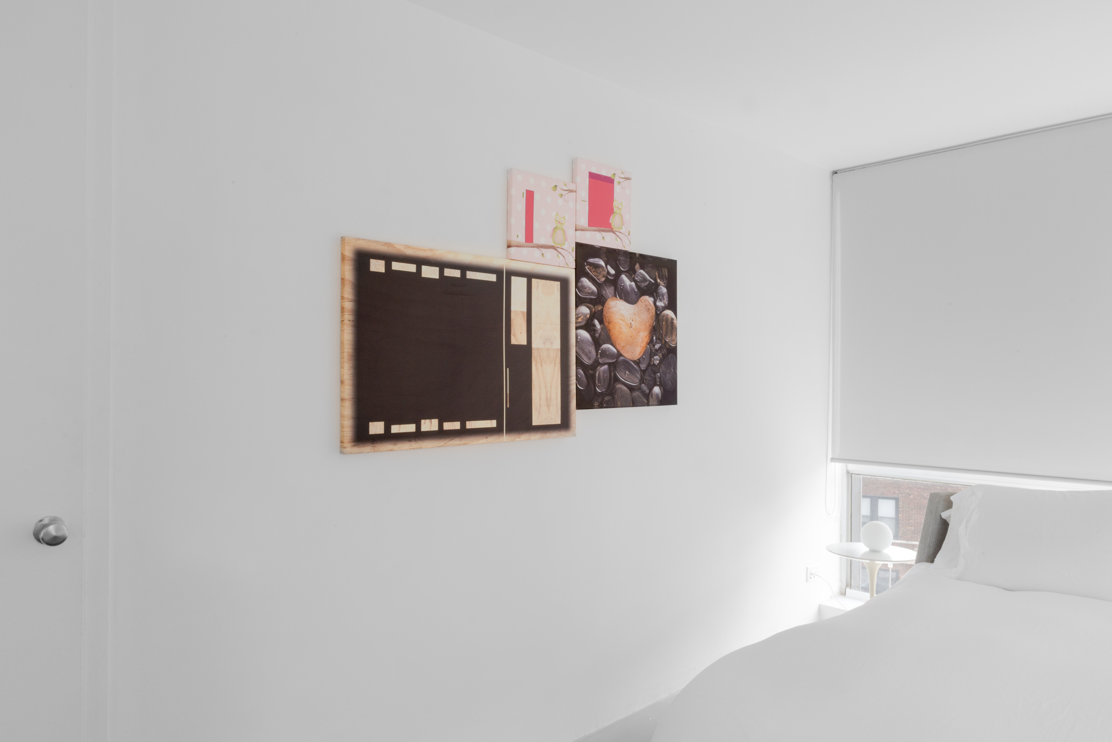 Chadwick Rantanen 2016 Shane Campbell Gallery, Lincoln Park Installation view