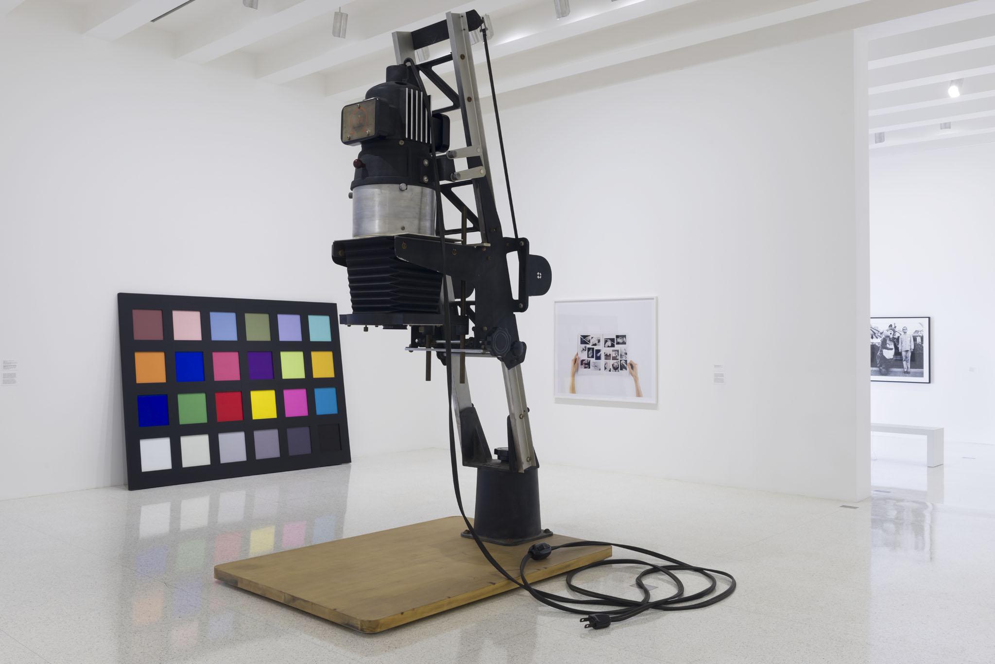 Amanda Ross-Ho  Ordinary Pictures  2016 Walker Art Center, Minneapolis Installation view