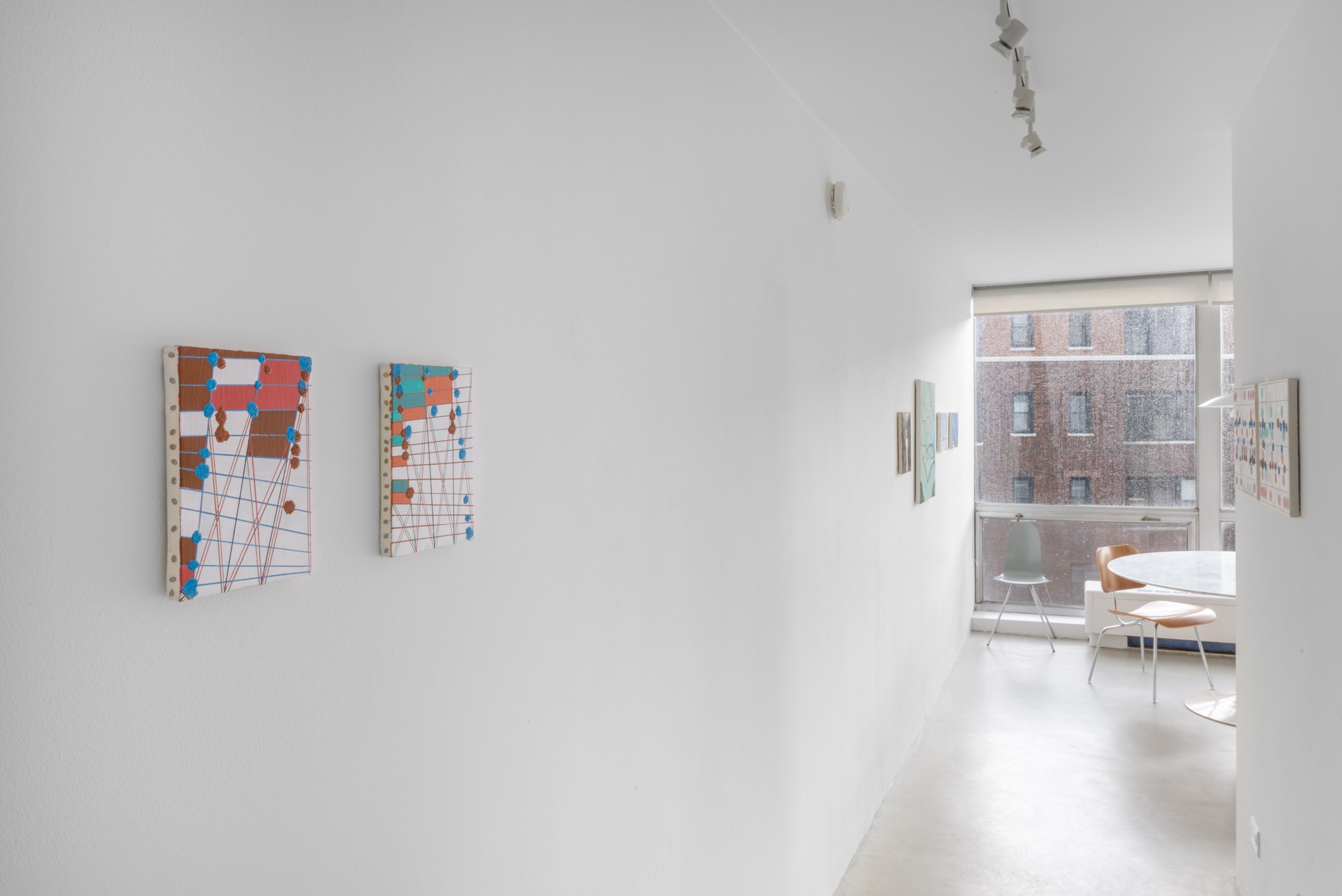 Natsu no Tobira  2017 Installation view Shane Campbell Gallery, Lincoln Park