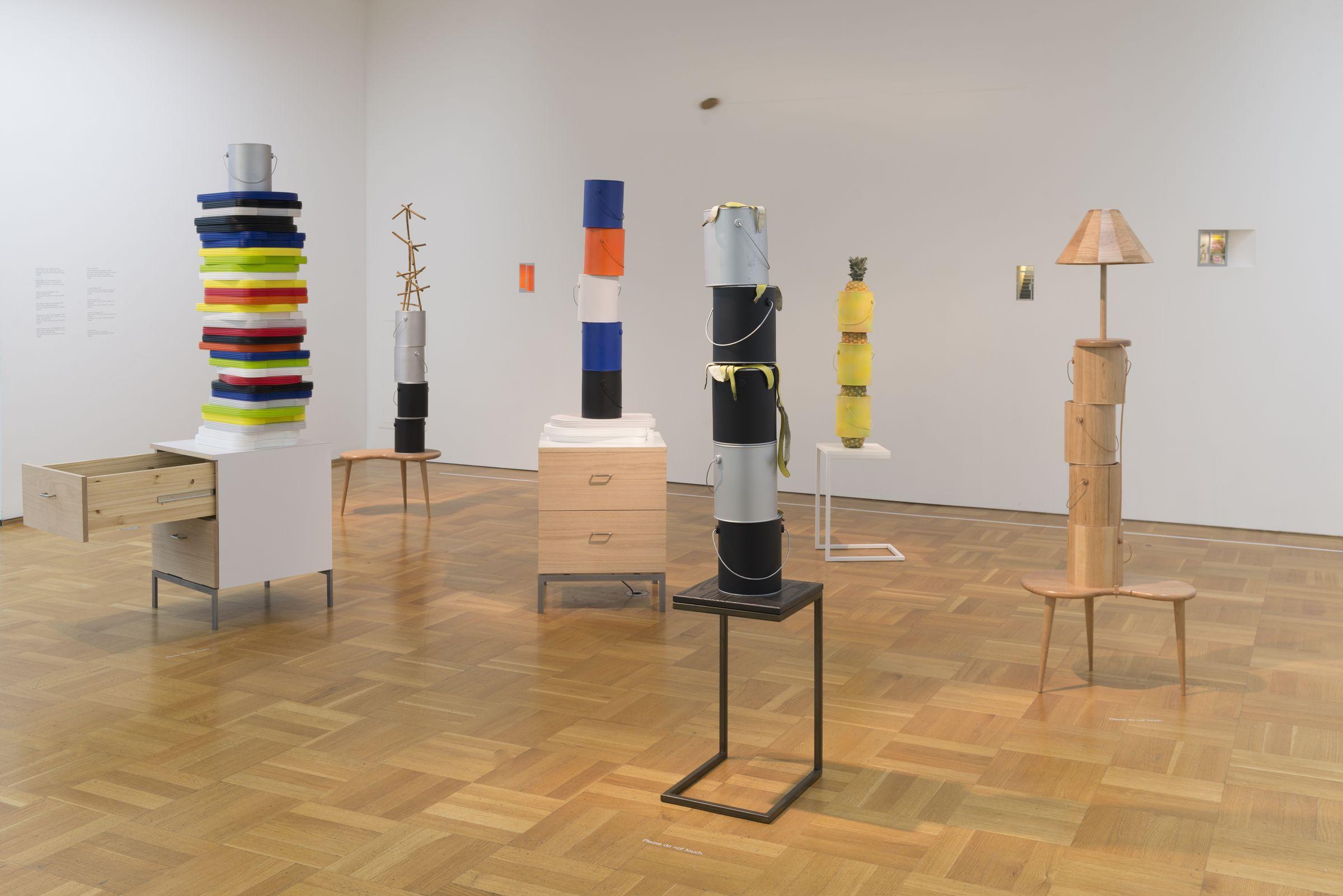 Chris Bradley  Chicago Works: Chris Bradley  2018 Installation view Museum of Contemporary Art, Chicago