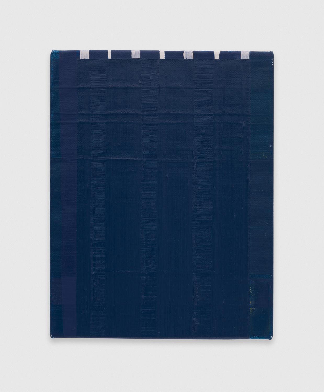 YuiYaegashi Untitled 2018 Oil on canvas 7 1/4h x 5 1/2w in YY117