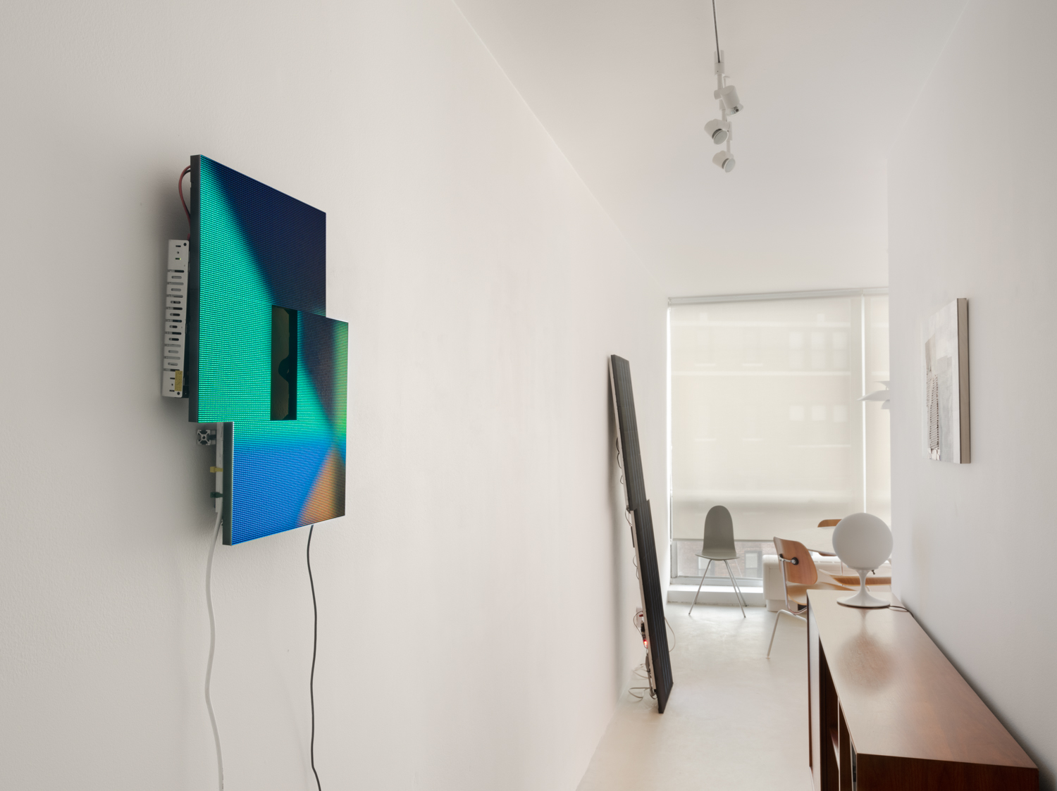 Luke Murphy 2019 Installation View Shane Campbell Gallery, Lincoln Park