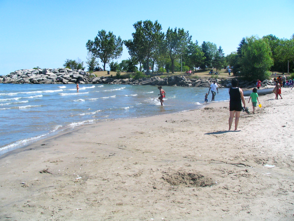 Prior to 2006,  Bluffer's Beach  wasn't safe forswimming 93% of the season. Waterkeeper launched an investigation and worked with the City of Toronto, improving thewater quality dramatically.Today, Bluffer's Beach isone of the most swimmable beaches in the city.