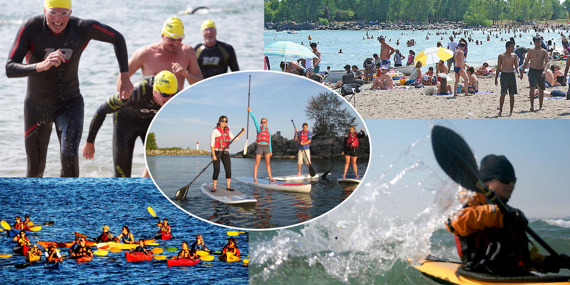 Photos via Lake Ontario Waterkeeper and Rob Campbell .