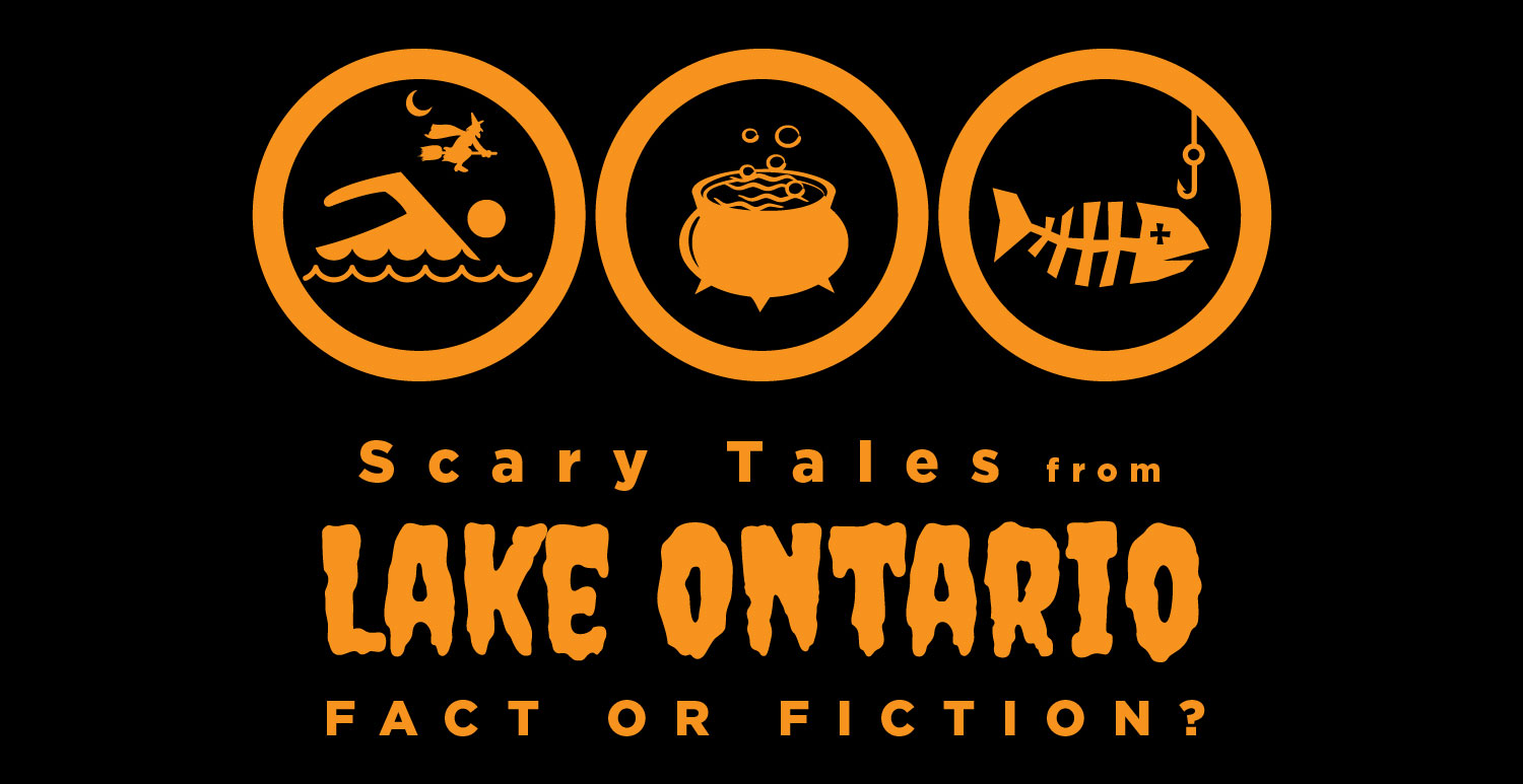 Tales from the lake. (Image via Lake Ontario Waterkeeper)