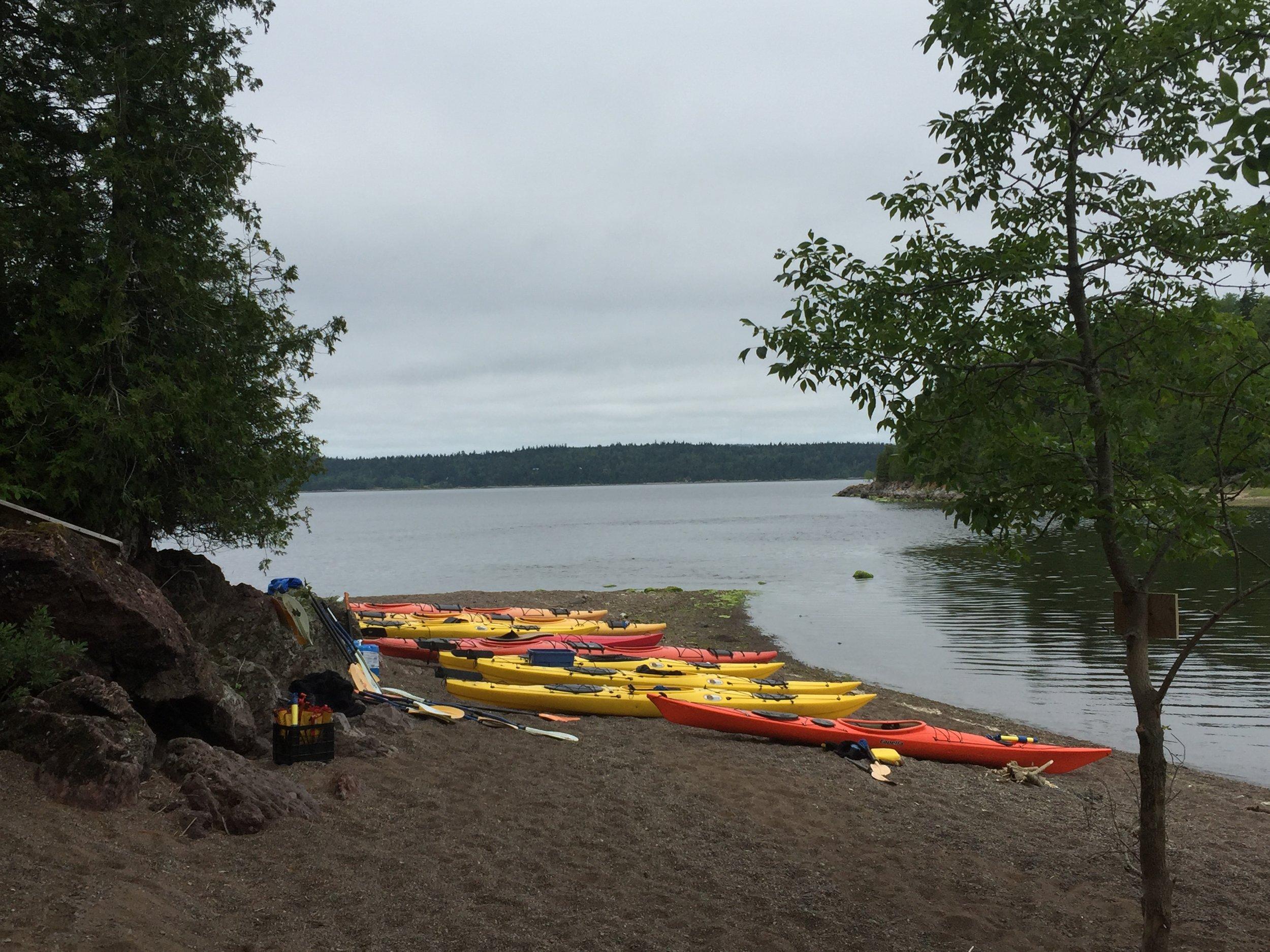 Photo from Lake Ontario Waterkeeper