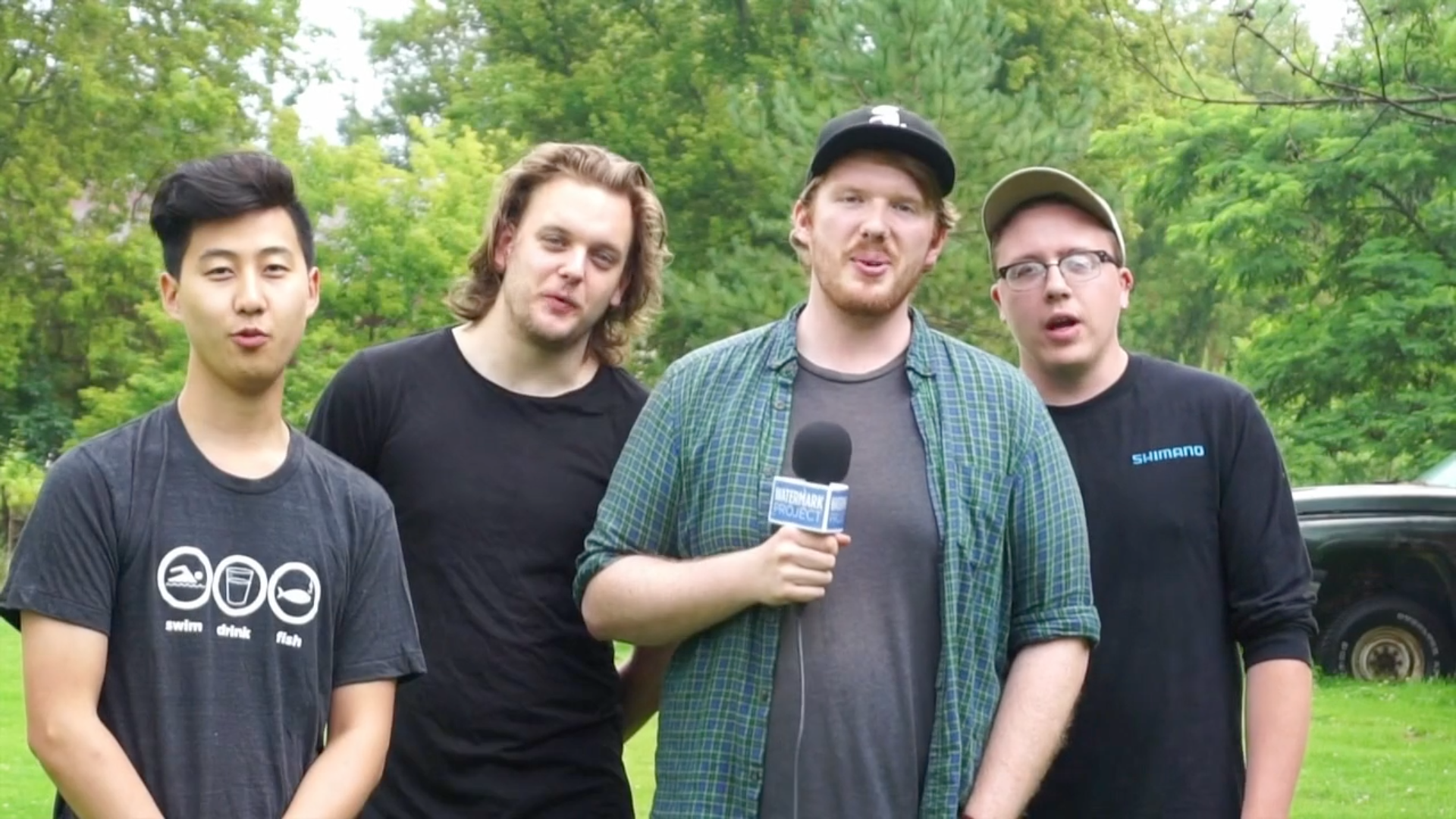 MyWatermark: The Kents (Video)    Swim Drink Fish Canada presents The Kents at the Wolfe Island Music Festival on Friday, August 11th. Watermark Project caught up with them to talk about .... ( continued )