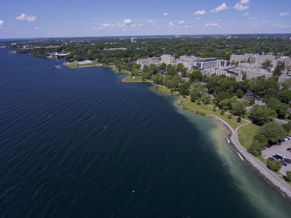 Gord Edgar Downie Pier dedication at Breakwater Park in Kingston, Ontario - Lake Ontario Waterkeeper, Swim Drink Fish