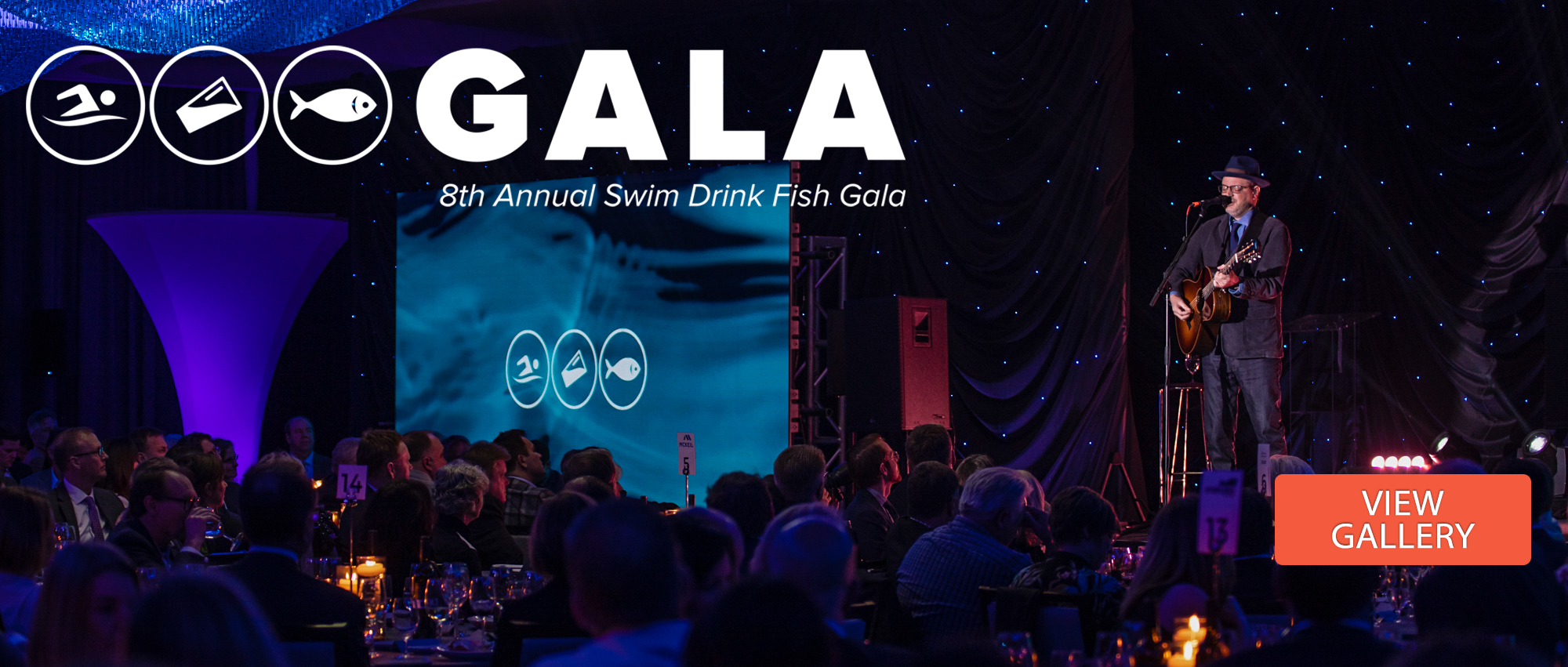 Thank you for your support - Swim Drink Fish Gala 2019