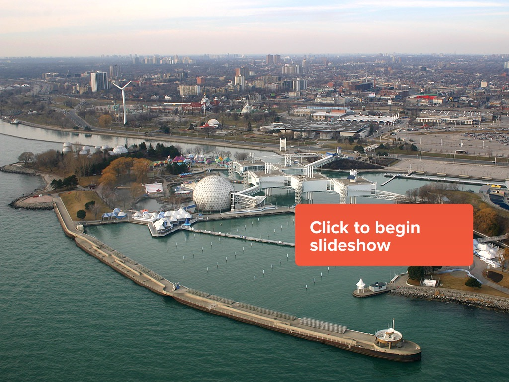 What if you could swim at Ontario Place?