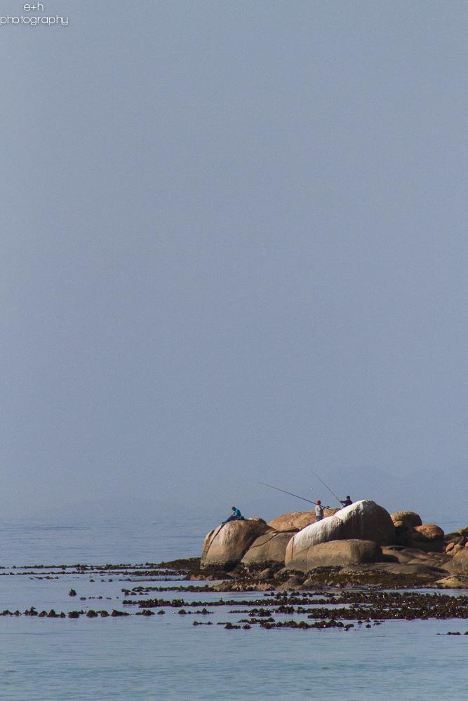 Fisherman - Fish Hoek, South Africa