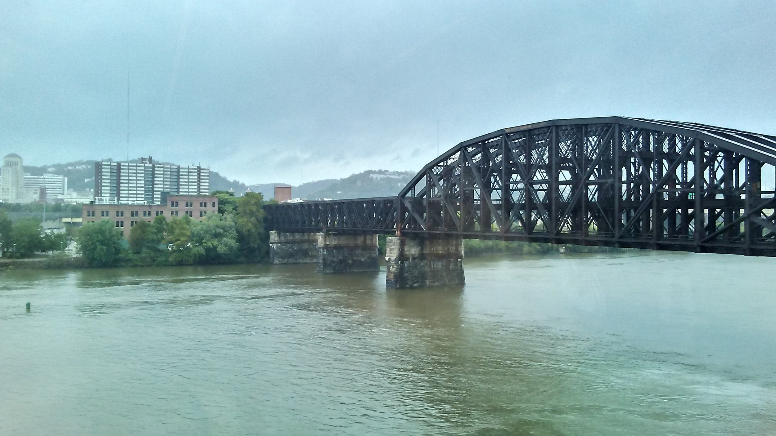 Across the Allegheny
