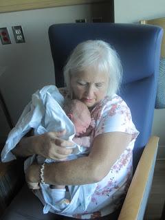 Grandma Robin